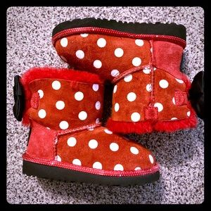 KID's Minnie Mouse UGGS